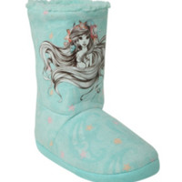 Disney The Little Mermaid Sketch Slipper Boot