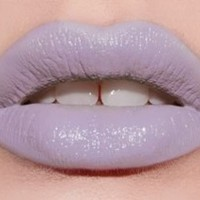 Chinchilla Lilac Grey Opaque Lipstick