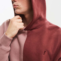 FairPlay Joon Split Hoodie Sweatshirt | Urban Outfitters