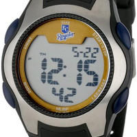 "Game Time Men's MLB-TRC-KC ""Training Camp"" Watch - Kansas City Royals"