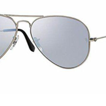 Cheap Ray Ban RB3025 019/W3 58M Silver/ Polarized Silver Mirror Aviator outlet