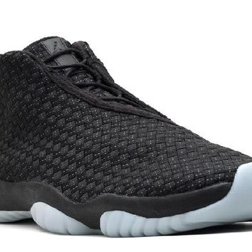Ready Stock Nike Air Jordan Future Premium Glow Black Basketball b892adfc1bec