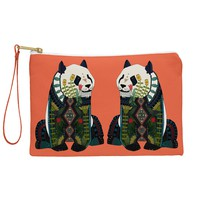 Sharon Turner panda Pouch