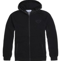 Diamond Supply Co Glory Zip Hoodie - Mens Hoodie - Black