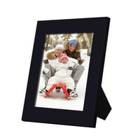 Decorative Black Wood Picture Photo Frame