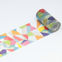 mt CASA Shade Washi Tape for Windows Random