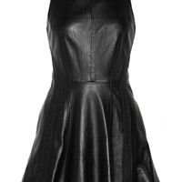 Rag & bone | Renard leather dress | NET-A-PORTER.COM