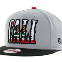 California Cal Republic 9FIFTY Snapback Cap