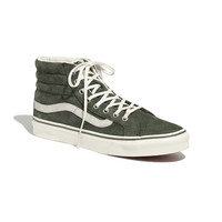Vans® SK8 Hi Slim Suede High-Tops