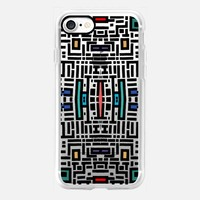 City Center In Summer iPhone 7 Case by Barruf | Casetify