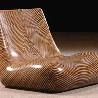 Snug Furniture Is Made From Coconut Twigs | Inhabitat - Green Design Will Save the World