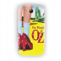 Wizard Of Oz Painting Art Custom For Samsung Galaxy S3 Case