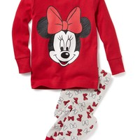 Disney© Minnie Mouse Sleep Set for Toddler | Old Navy