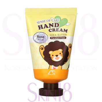 SOC Shea Butter Hand Cream – Rose