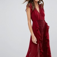 Foxiedox St Emilion Grand Cru Dress at asos.com