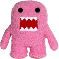 "Licensed 2 Play Domo 9"" Plush, Medium, Pink"