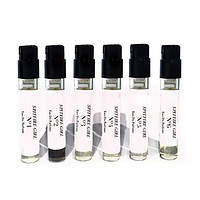 Number Collection Sample Vial Set
