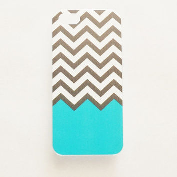 iPhone 5 Case Chevron Pattern iPhone 5 5s Hard Case Geometric Stripes Back Cover For iPhone 5 Slim Design Case