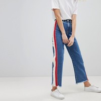 Whistles Limited Side Stripe Jean at asos.com