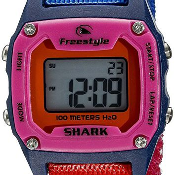 Freestyle Unisex 10022927 Shark Classic Mini Digital Display Japanese Quartz Red Watch