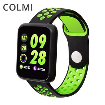 COLMI Smart Watch Men IP68 Waterproof Blood Pressure Fitness Tracker Women Clock Kids Smartwatch For iphone android phone