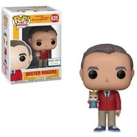 Funko Pop! Television: Mister Rogers with Puppet *Exclusive*