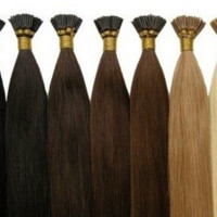 All Colour Clip In Human Stick Tip Hair Extensions, Clip On, Extentions - Sarahs-Hair-Extensions.com