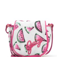 Girls Tropical Punch Mini Crossbody by Juicy Couture