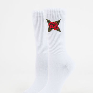YOUNG & RECKLESS Rose Womens Mid Socks | Socks