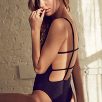 Out From Under Annie Strappy Back Bodysuit | Urban Outfitters