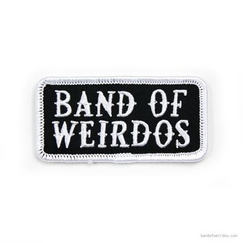 BAND OF WEIRDOS // PATCH