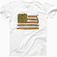 https://customteesusa.com/product/american-flag-with-joint-t-shirt/ With Joint T Shirt For Men Women