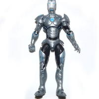 """Marvel Universe Infinite Series Silver Ironman 3.75"""" Loose Action Figure"""