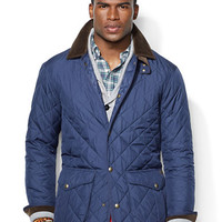 Polo Ralph Lauren Danbury Quilted Car Coat