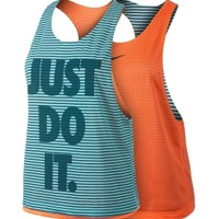 Nike Women's Penny Reversible Training Tank Top