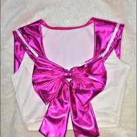 SWEET LORD O'MIGHTY! SPACE SAILOR SCOUT TOP