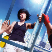 Mirror's Edge Faith Video Game Poster
