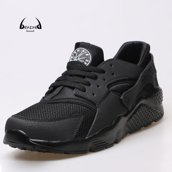 2017 Running shoes for men new Athletic air sneakers white black Breathable basket tennis walking shoes sport outdoor