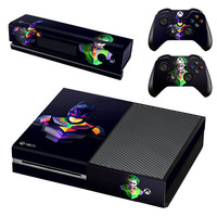 Batman 3D Skin - Xbox One Protector