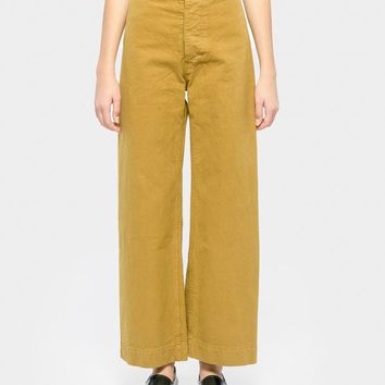 Sailor Pant in Tobacco