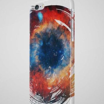 Space Brush Universe iPhone 8 Case iPhone 7 Case
