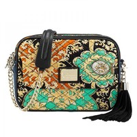 Baroque Print Satchel on Luulla