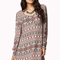 Boho Doll Shift Dress