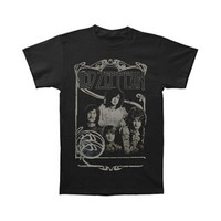 Led Zeppelin Men's  Good Times Bad Times T-shirt Black