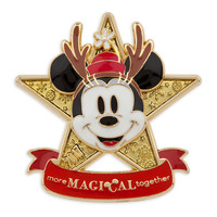 Minnie Mouse Holiday 2017 Pin