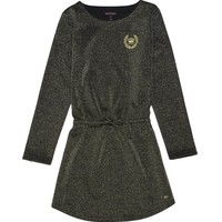 Gold Dust Sparkle Knit Dress by Juicy Couture,