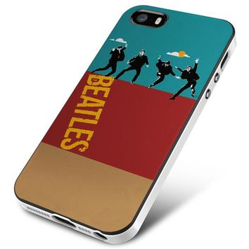 Beatles In The Sky iPhone 5   5S   5SE Case Planetscase.com
