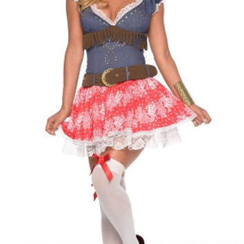 Cowgirl Hottie Costume