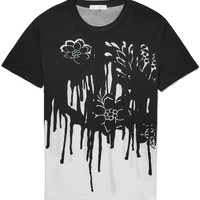 Alexander McQueen - Slim-Fit Printed Cotton-Jersey T-Shirt