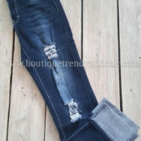 ALWAYS CLASSIC BOOTCUT JEANS